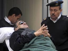 Egyptian Ex-president Hosni Mubarak
