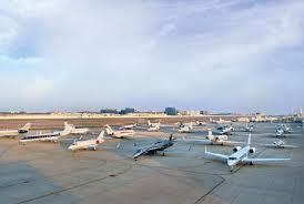 Rotana Jet at Al Bateen Executive Airport