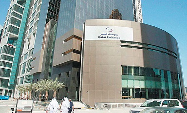 Qatar Exchange Index Rises by 776 14 Points in January
