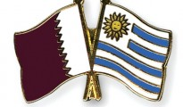 Flag-Pins-Qatar-Uruguay