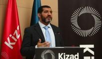 Khaled Salmeen CEO of ''Kizad''