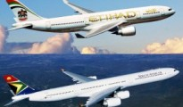 Etihad and South African Airways