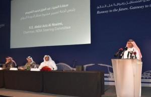 Abdulaziz Al Nuaimi, Steering Committee Chairman
