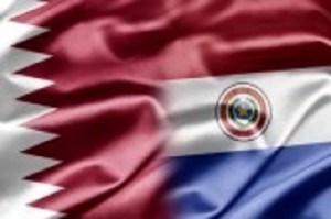 Qatar and Paraguay