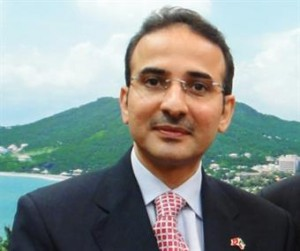 Najeeb Al-Bader, Kuwait Ambassador in Albania