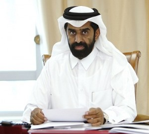 Dr. Saleh bin Mohammed Al Nabit, Minister of Development Planning and Statistics