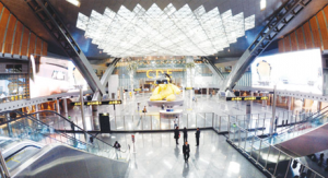 Hamad International Airport ''HIA''
