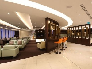 Etihad Airways, new premium lounge in Sydney