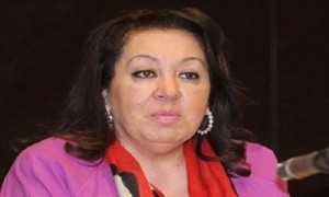 Majida Al-Naqeeb, Deputy General Director of the National Project Sector at the Central Agency for Information Technology