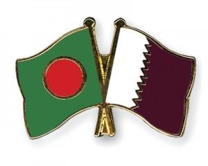 Bangladesh and Qatar