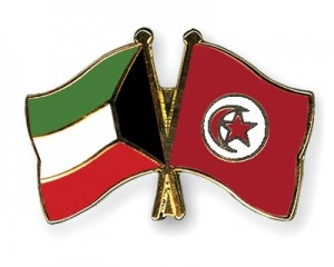 Kuwait and Tunisia