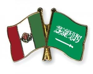 Mexico,  Saudi Arabia