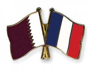 Qatar and France