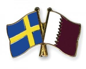 Sweden and Qatar