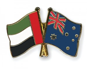United Arab Emirates, Australia
