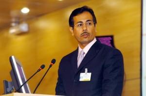 Sheikh Mohammed Bin Ahmed Bin Jassim Al-Thani, Minister of Economy and Commerce of Qatar