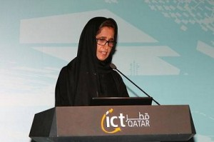 Dr. Hessa Al Jaber, Minister of Information and Communications Technology