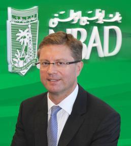 James Burdett, ''NBAD'' Group, new Chief Financial Officer