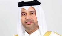 Sheikh Ahmed bin Jassim bin Mohammed Al Thani,  The Minister of Economy and Commerce