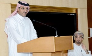 Khalid Bin Khalifa Al -Thani, Qatargas Chief Executive Officer