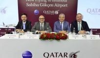 Qatar Airways' new Route to Turkey