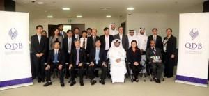 Qatar Development Bank hosts delegation from Vietnam