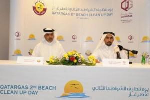2nd Annual Beach Clean-up Day at Al Ghariya Beach