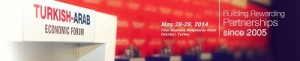 Turkish-Arab Economic Forum ''TAF-2014''