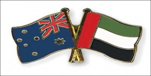 UAE and Australia