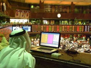 GCC stock markets