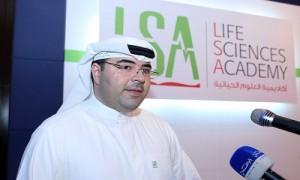 Qais Marefi, Chief Executive Officer of Kuwait Life Sciences Company