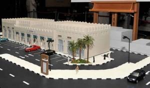 Al Furjan Markets Project