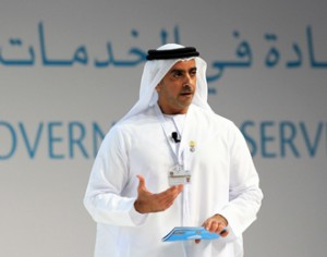 Sheikh Saif bin Zayed Al Nahyan, Deputy Prime Minister and Minister of the Interior