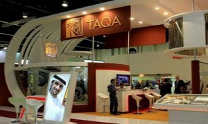 the international energy and water company ''TAQA''