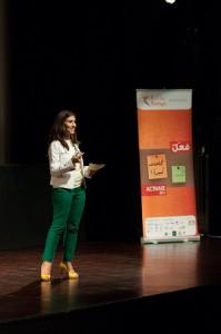 Mrs Yasmeen Hasan,  Entrepreneurship Manager Bedaya Center