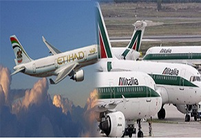 Etihad Airways , Alitalia