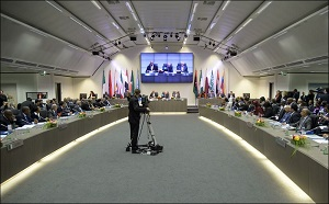 OPEC ministerial meeting