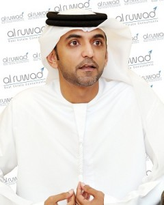 Ismail Al Hammadi, Managing Director, Al Ruwad Real Estate Consultants