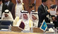Ali Shareef Al Emadi, Minister of Finance  in the 39th annual meeting of the Islamic Development Bank