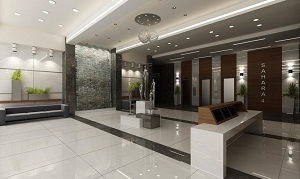 Sahara Tower 4 Lobby