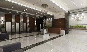 Sahara Tower 4 Lobby2