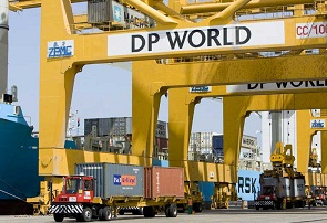 DP World welcomes first scheduled vessel to new terminal