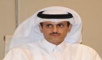 H.E Sheikh Dr Khalid Bin Thani Bin Abdullah Al Thani, Chairman, Vodafone Qatar