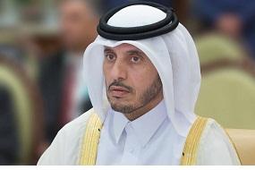Sheikh Abdullah bin Nasser bin Khalifa Al-Thani, the Prime Minister and Interior Minister