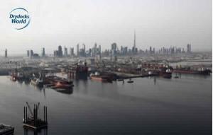 Drydocks World classifies its marine fleet with Tasneef