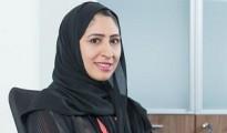 Ms. Aysha Al Mudahki, new CEO of Qatar Business Incubation Centre (QBIC) .