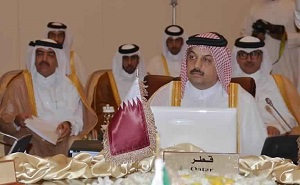 Dr. Khalid bin Mohammed Al Attiyah, Qatar, Foreign Minister
