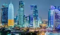 Qatar Foreign Merchandise Trade Surplus was QR 33.2 billion in July, 2014
