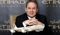 James Hogan, President and Chief Executive Officer of Etihad Airways