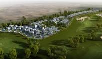 Al Zorah, 'Golf Villas'